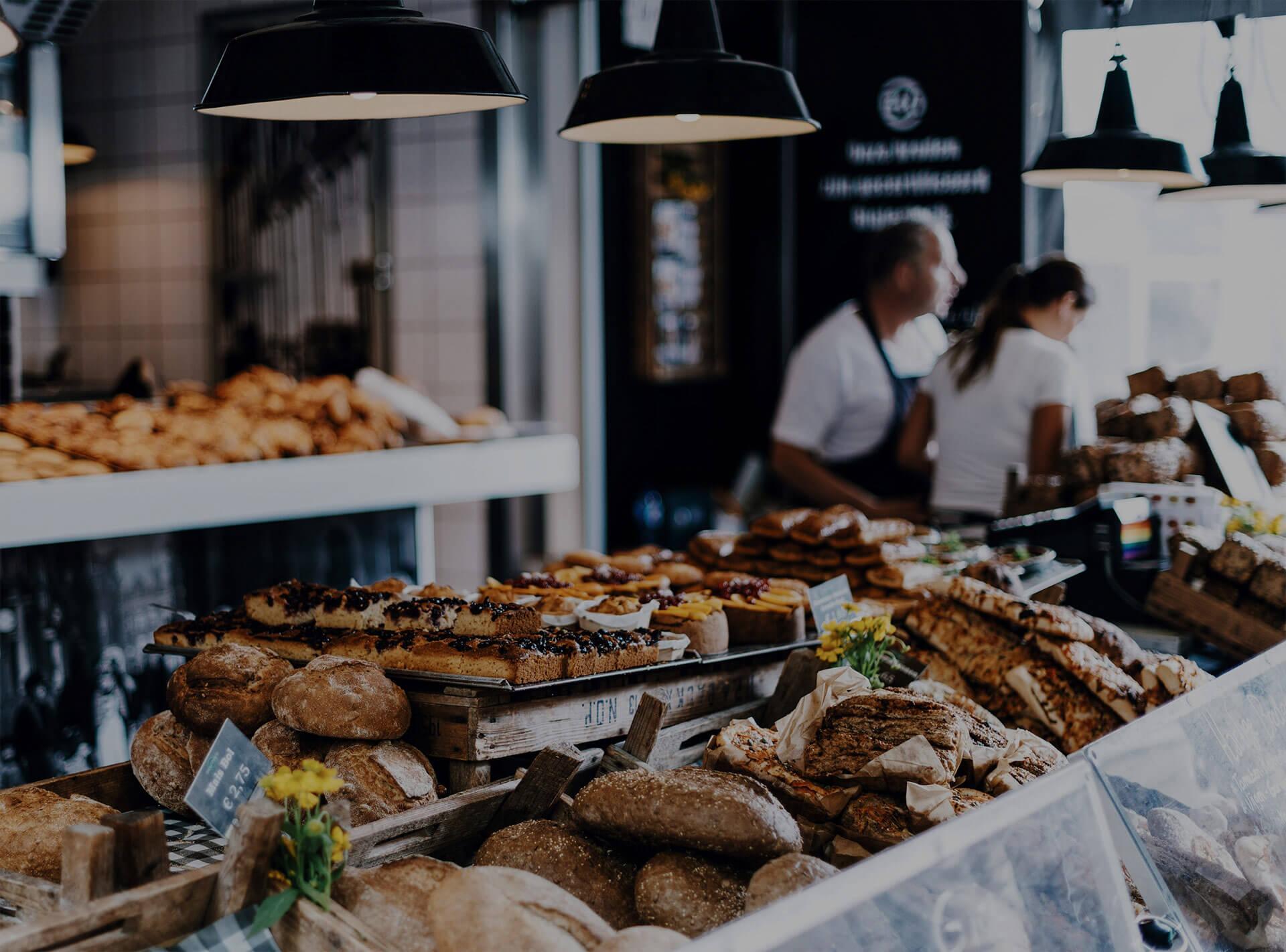 Affaire boulangerie pâtisserie